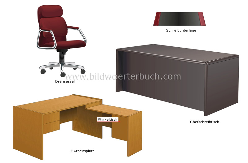 work furniture image