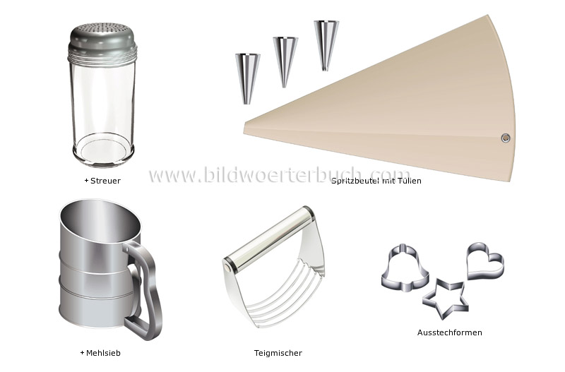 baking utensils image