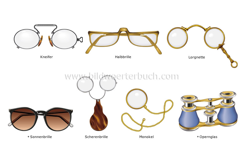 examples of eyeglasses image
