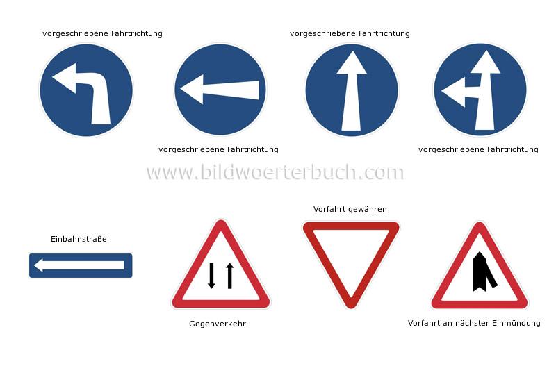 Знаки Дорожные Их Описание
