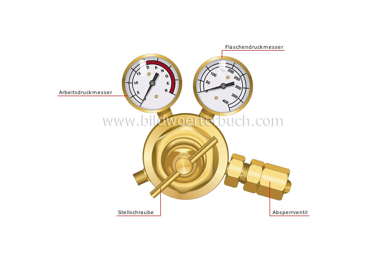 pressure regulator image