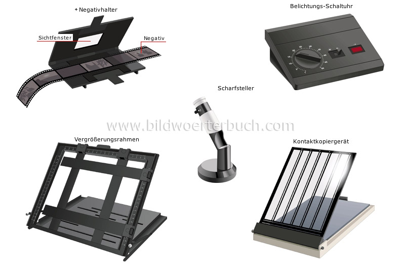 darkroom equipment image
