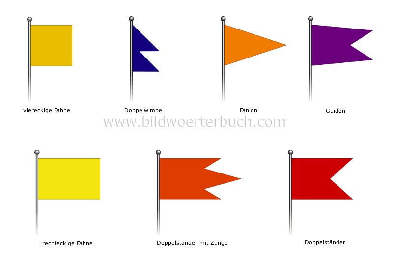 flag shapes image