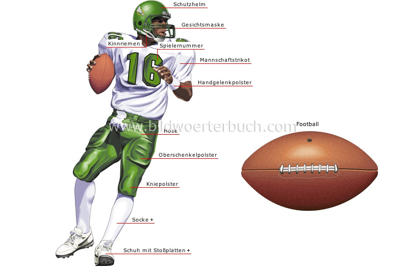 football player image