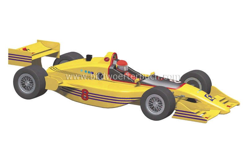 formula Indy car image