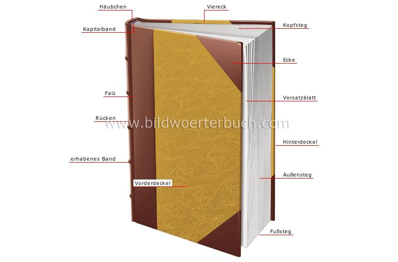 gebundenes Buch - Bildwörterbuch