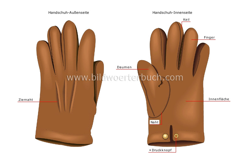 men's gloves image