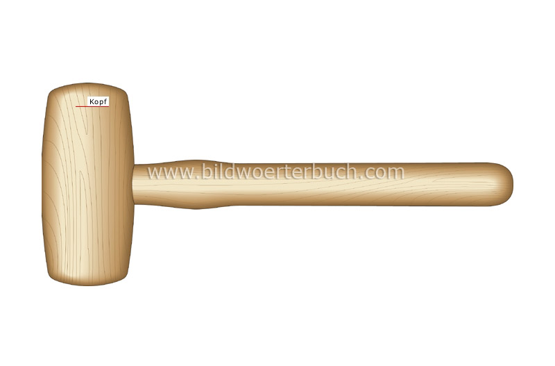 mallet image