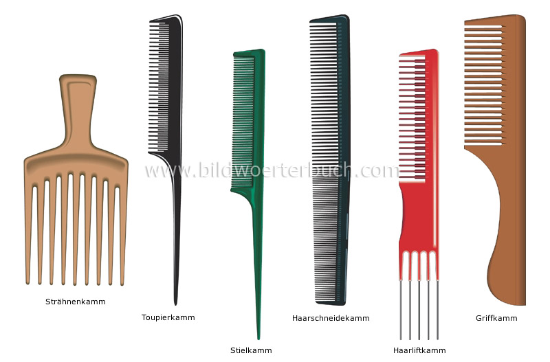 combs image