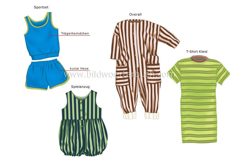 children's clothing image