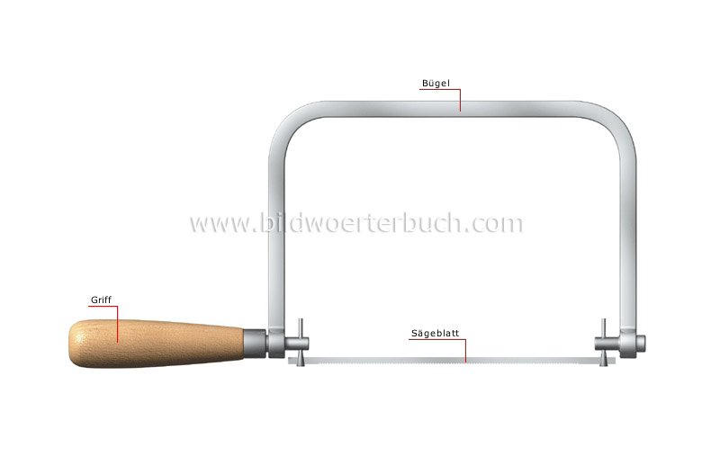 coping saw image