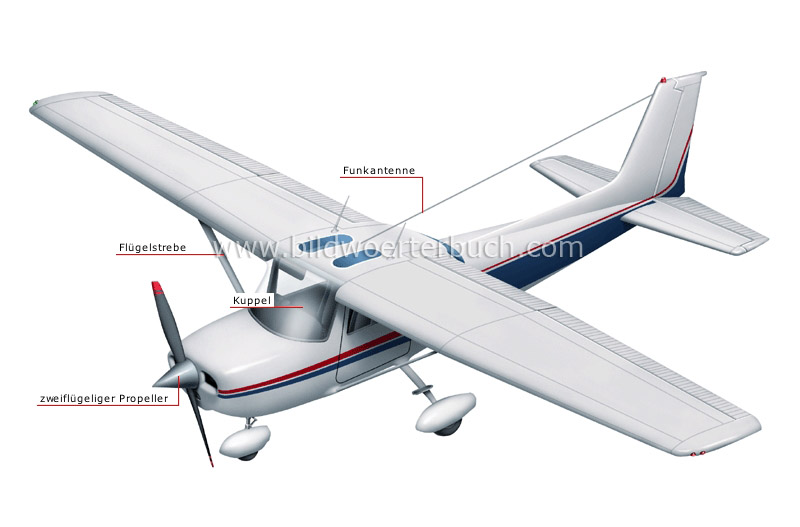 light aircraft image