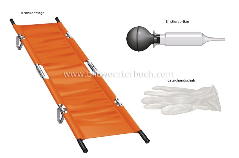 first aid equipment image