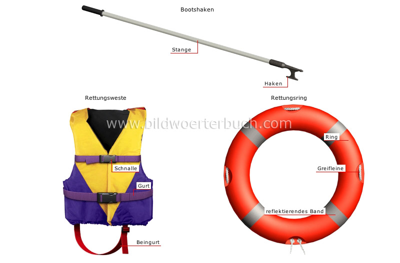 life-saving equipment image