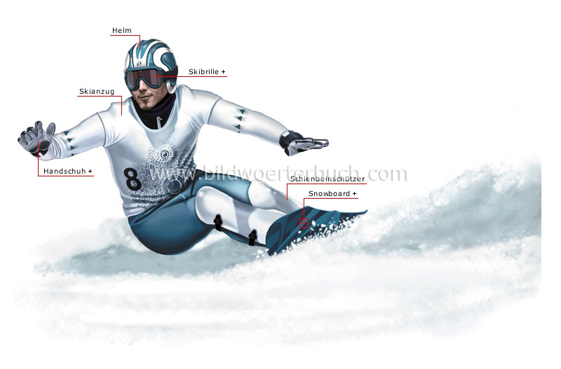 snowboarder image
