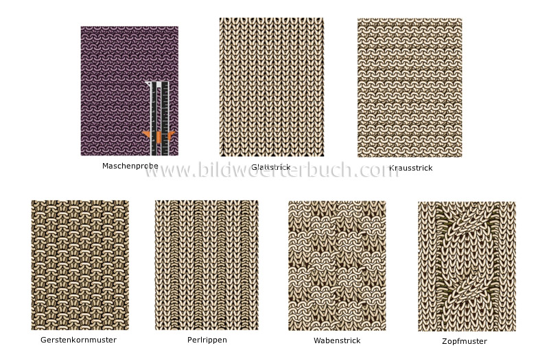 stitch patterns image