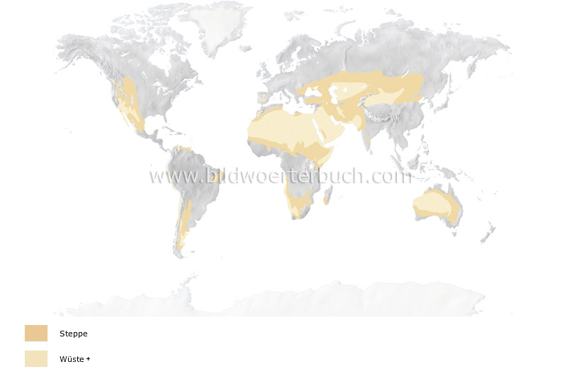 dry climates image